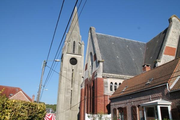 Photo Ablain-Saint-Nazaire - église Saint Nazaire