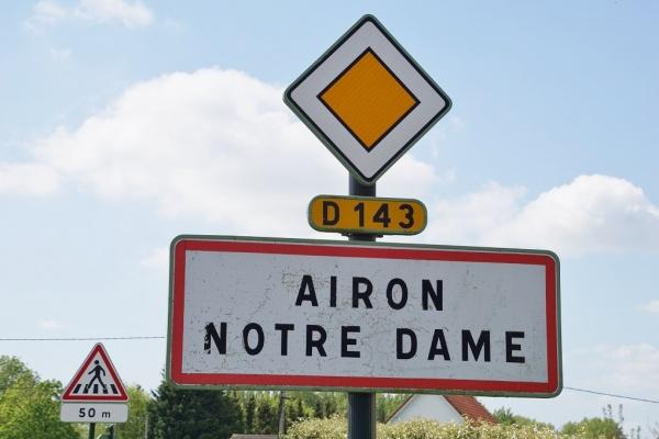 Airon Notre Dame (62180)