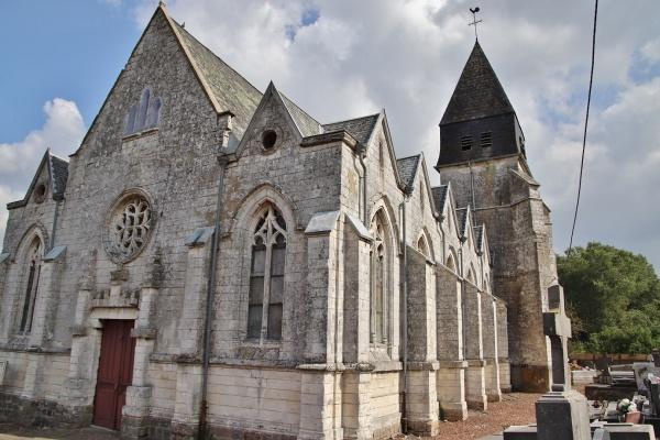 Photo Anvin - église Saint léger