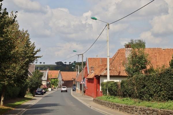 Photo Anvin - le village