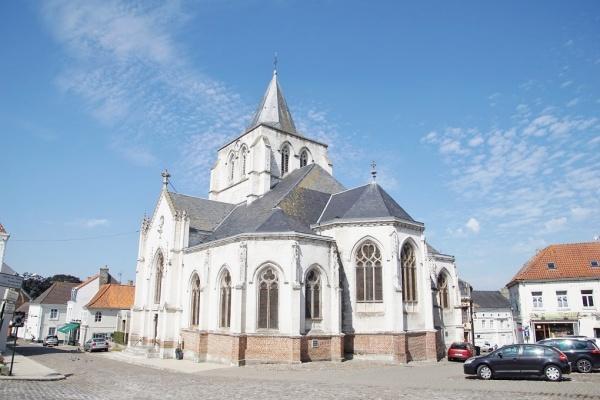 Photo Ardres - église Notre dame de grâces