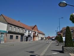 Photo paysage et monuments, Auchel - le Village