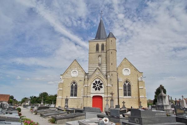 Photo Audruicq - église Saint Martin