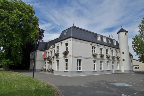Photo Audruicq - la Mairie