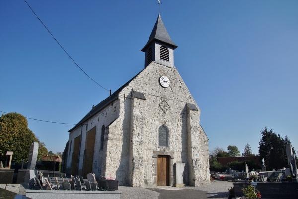 Photo Balinghem - église Notre Dame