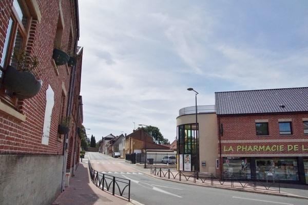 Photo Barlin - le Village