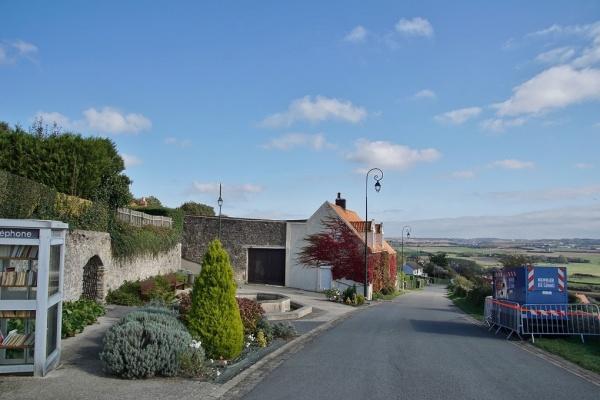 Photo Bazinghen - le village
