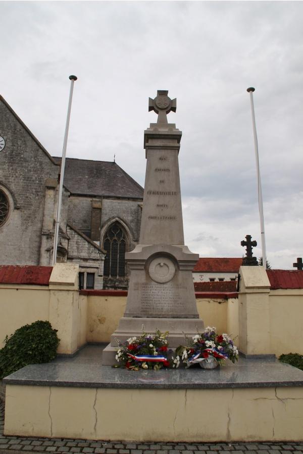 Photo Beaurainville - le Monument aux Morts