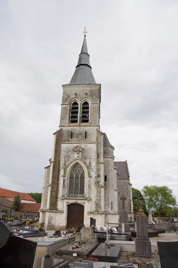 Photo Beaurainville - église Saint Martin