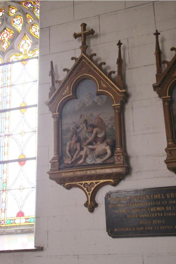 Photo Bernieulles - église saint brice