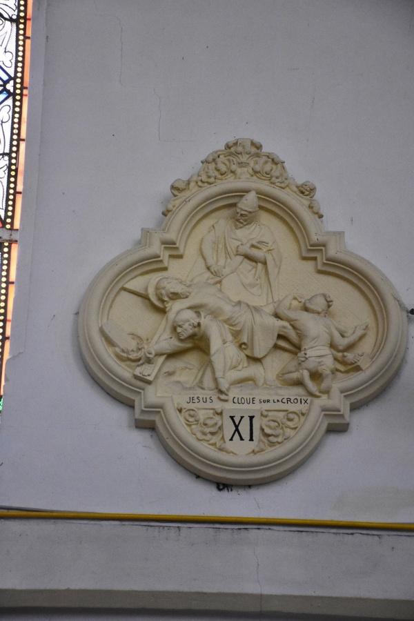 Photo Beussent - église saint omer