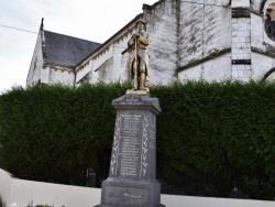 Photo paysage et monuments, Beussent - le monument Aux Morts