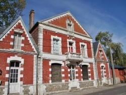 Photo paysage et monuments, Beussent - la Mairie