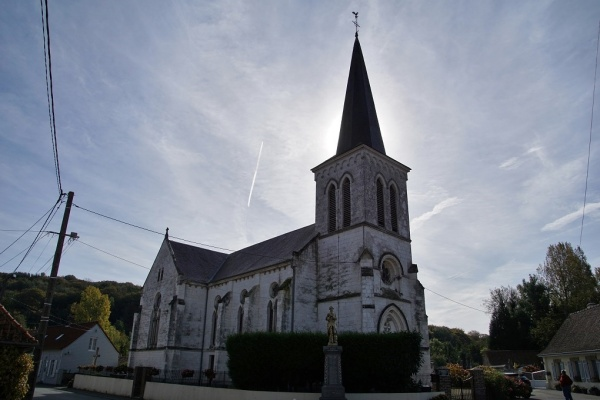 Photo Beussent - église saint omer