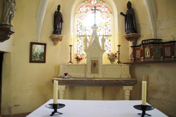 Photo Beutin - église Saint léger