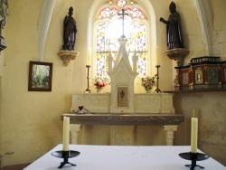 Photo paysage et monuments, Beutin - église Saint léger