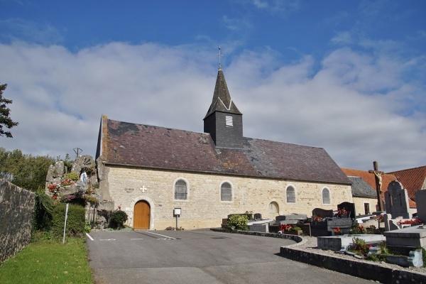 Photo Beuvrequen - église Saint Maxime