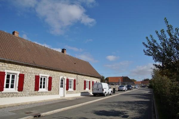 Photo Beuvrequen - le village