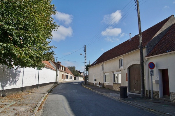 Photo Beuvrequen - le village