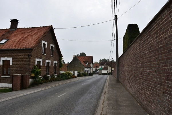 Photo Bezinghem - le village