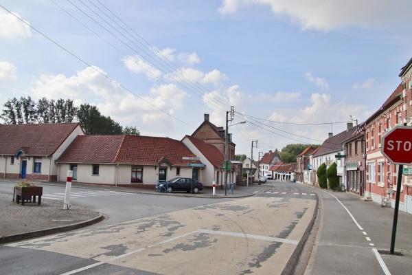 Photo Blangy-sur-Ternoise - le village