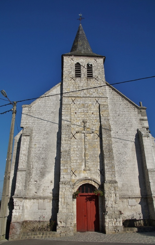 Photo Bonningues-lès-Ardres - église Saint Léger