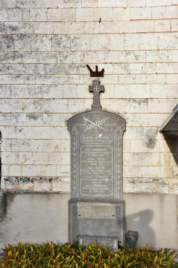 Photo Boubers-lès-Hesmond - le monument Aux Morts