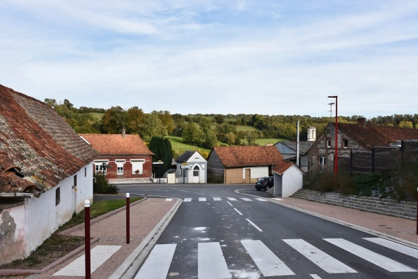 Photo Boubers-lès-Hesmond - le village