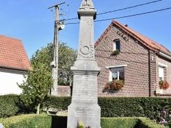 Photo paysage et monuments, Bours - le Monument Aux Morts