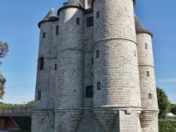 Photo paysage et monuments, Bours - le Donjon