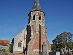 Photo paysage et monuments, Bours - église saint Austreberthe