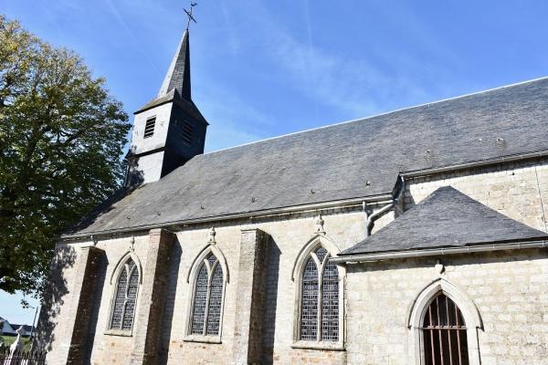 Photo Boursin - église Saint Lambert