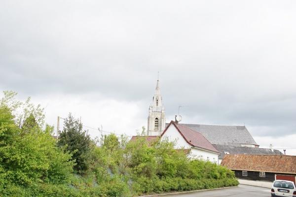 Photo Bourthes - le village