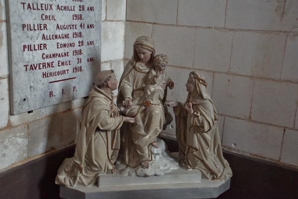 Photo Bouvelinghem - église Notre Dame
