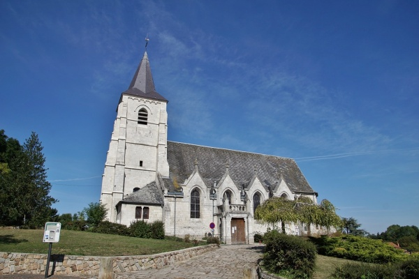 Photo Bouvigny-Boyeffles - église Saint Martin