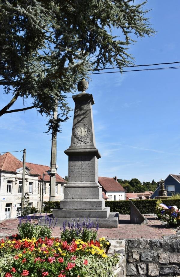 Photo Bouvigny-Boyeffles - le Monument Aux Morts
