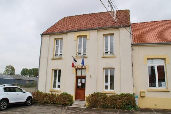 Photo Bréxent-Énocq - la Mairie