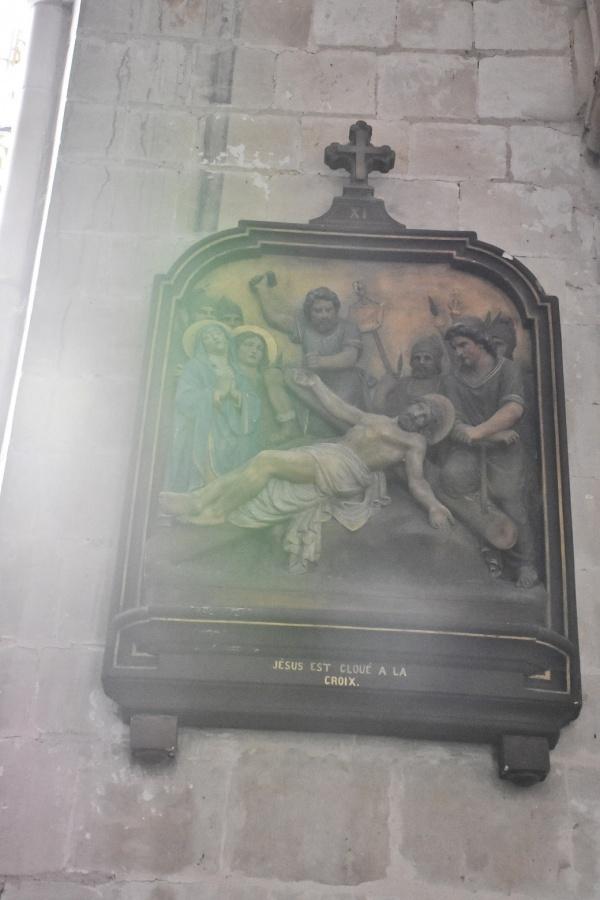 Photo Campagne-lès-Hesdin - église Saint Martin