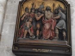 Photo paysage et monuments, Campagne-lès-Hesdin - église Saint Martin