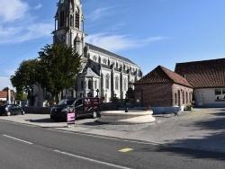 Photo paysage et monuments, Campagne-lès-Hesdin - la Fontaine