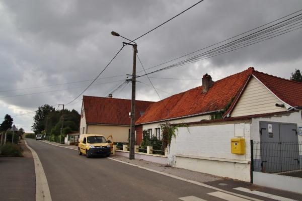 Photo Chériennes - le village