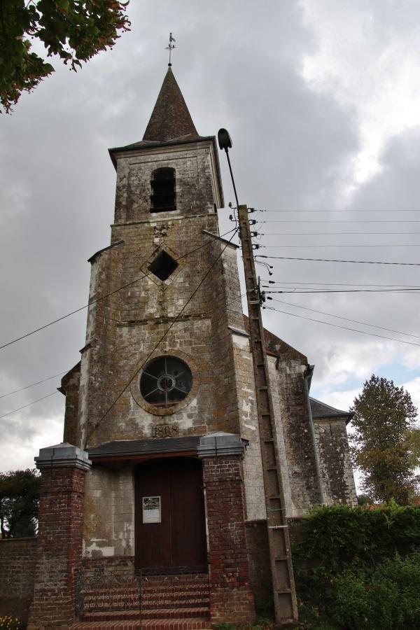 Photo Chériennes - église Saint François