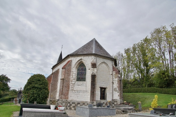Photo Colline-Beaumont - église Saint Martin