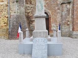 Photo paysage et monuments, Cormont - le monument aux morts
