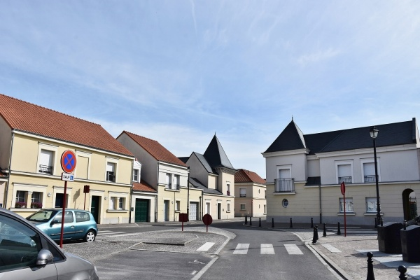 Photo Courrières - le Village
