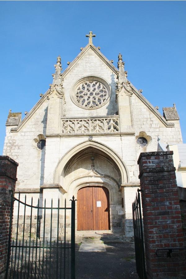 église saint Vaast