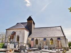 Photo paysage et monuments, Ergny - église St Leger