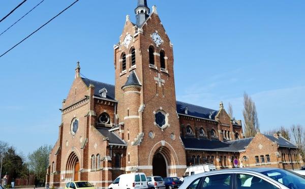 Photo Fleurbaix - L'église