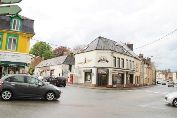 Photo Fruges - le village