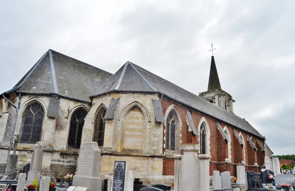 Photo Gonnehem - L'église
